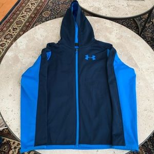 Under Armour Cold Gear Hooded Zip Up